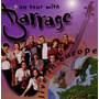Cd On Tour With Barrage - Live In Europe - Barrage Importado