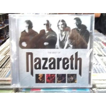 Cd The Best Of Nazareth / Frete Gratis