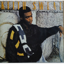 Lp (334) Vários - Keith Sweat - Make It Last Forever