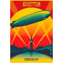 Dvd+cd Led Zeppelin Celebration Day (2007) - Novo Lacrado