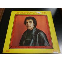 Lp Wanderley Cardoso, Jovem Guarda, Disco Vinil, Ano 1976
