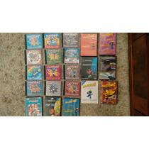 25 Dvds Multioke- Karaokê Originais