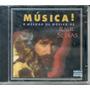 Cd-raul Seixas-música O Melhor Da Música De Raul Seixas-raro