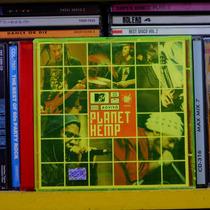 Planet Hemp - Mtv Ao Vivo Cd Marcelo D2