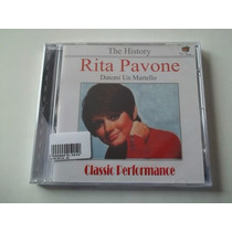 Cd Rita Pavone Classic Perfotmance