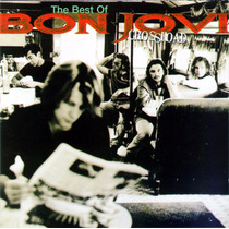 Cd Bon Jovi - Cross Road (14 Sucessos) Excelente Estado!
