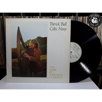 Lp Patrick Ball Celtic Harp The Music Of Turlough O