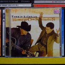Rionegro & Solimões - Ensaio Acústico Cd