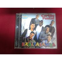 Cd Exalta Samba Cartão Postal