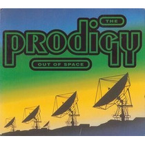 Cd-single-the Prodigy-out Of Space-digipack-importado