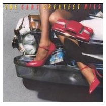 Cd The Cars Greatest Hits (1985) - Novo Lacrado