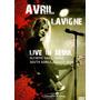 Dvd Avril Lavigne Raro! = Live In Seoul 2004 Ao Vivo Novo!