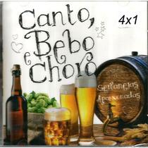 Canto Bebo E Choro Kit 3 Cds (vol.3,5 E 6) Lacr.originais