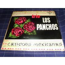Lp - Trio Los Panchos - Canções Mexicanas