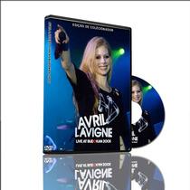 Dvd Avril Lavigne Ao Vivo Budokan 2005