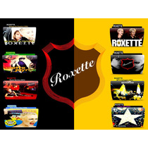 Roxette Cd/dvd Com Discografia Completa + Raridades 2015