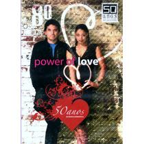 80 Power Of Love 50 Anos De Música Romântica Dvd