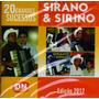 Cd 20 Grandes Sucessos Sirano E Sirino Original + Frete Grát