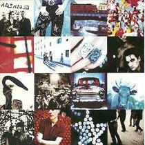 Cd U2 - Achtung Baby