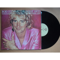 Rod Stewart- Lp Greatest Hits- 1985- Original!