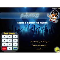 Kit Karaoke Para Maquinas De Musica Ou Sua Casa C/ Hd