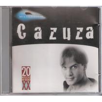 Cd Cazuza - Millenium ( Mercury 1998 )