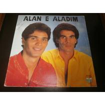 Lp Alan E Aladim, Meu Companheiro Sou Eu, Disco Vinil, 1987