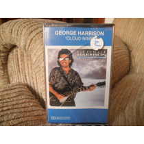 Fita K7 Cassete George Harrison Cloud Nine Nova Lacrada