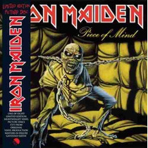 Iron Maiden Piece Of Mind Picture Disc Vinil