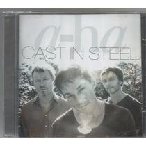 A-ha-cast In Steel - (lanç.set.2015)