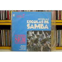 Historias Das Escolas De Samba - Duplo Lp Vinil