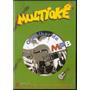 Dvd Multiokê - O Melhor Da Mpb - Novo***