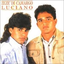 Cd Zeze Di Camargo E Luciano - É O Amor (9692)