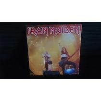 Compacto Iron Maiden 1985 Uk Emi Raro