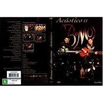 Dvd Bruno E Marrone - Acustico Ii (novo!)