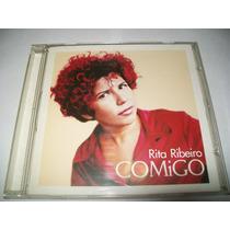 Cd Rita Ribeiro - Comigo* Fotos Reais Do Produto