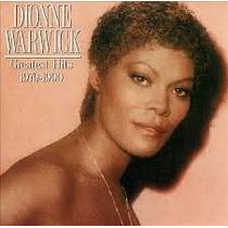 Cd Dionne Warwick - Greatest Hits 1979-1990