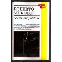 Fita Cassete ( K7 ) / Roberto Murolo = Lacreme Napulitane (i