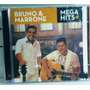Forro Mpb Pop Sertanejo Cd Bruno E Marrone Mega Hits