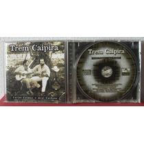 Cd Carlos Colman E Aral Cardoso - Trem Caipira - 1999