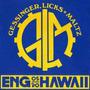 Cd Engenheiros Do Hawaii - Gessinger, Licks & Maltz (913109)