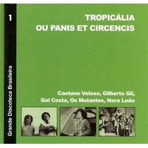 Cd Tropicália Ou Panis Et Circencis