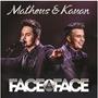 Cd Matheus & Kauan - Face A Face*novo/lacrado*