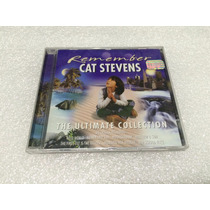 Cat Stevens - Remember The Ultimate Collection- Cd Como Novo