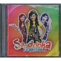 Cd Sandrinha E A Garotada - Volume 6 [bônus Playback]