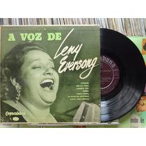 Leny Eversong A Voz Canta Brasil Otinderê Lp Copacabana 10 P