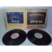 Lp Phill Collins / Serious Hits...live!