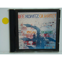 Cd - Lee Konitz Quartet - Ideal Scene - Importado