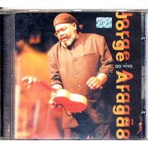 Cd Jorge Aragao Ao Vivo 1999 Indie Records