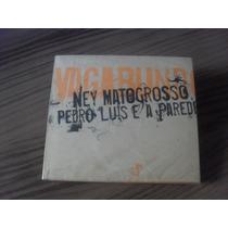 Cd Ney Matogrosso Vagabundo Produto Lacrado